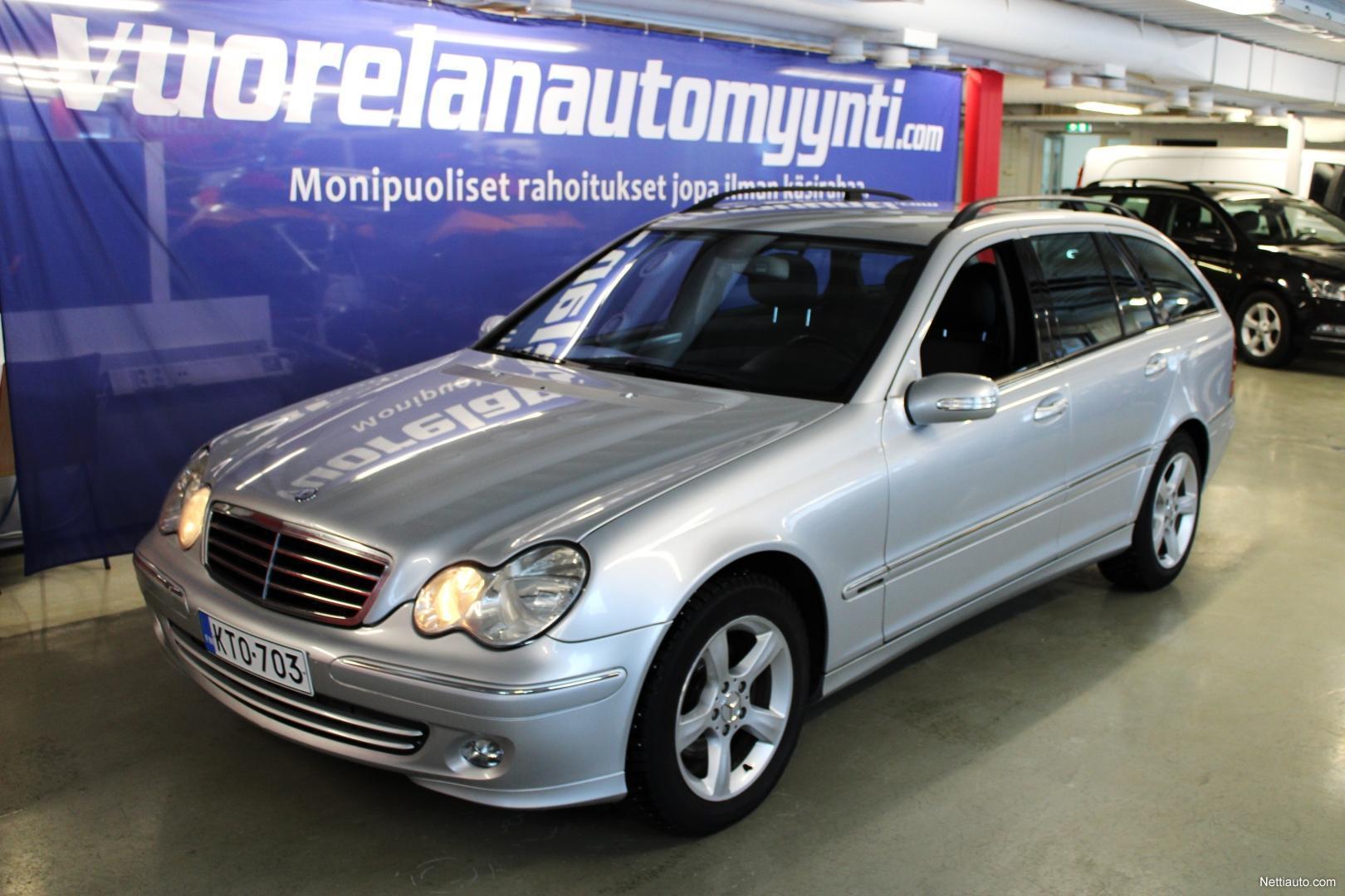 Mercedes Benz Farmari