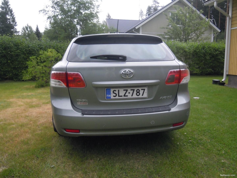 Toyota Avensis Rekisterikilven Valon Vaihto
