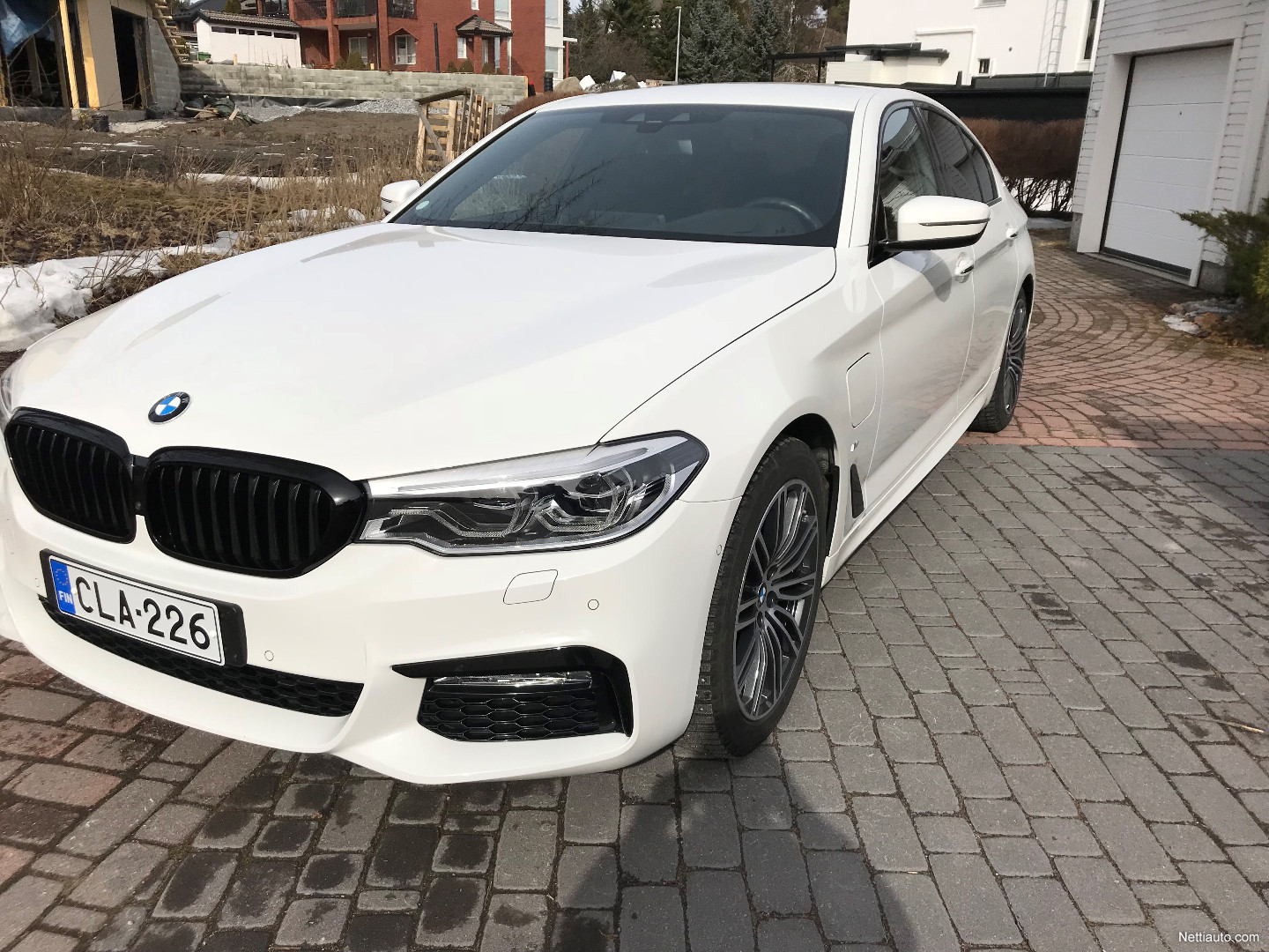 BMW 530 M-Sport Sedan 2017 - Used vehicle - Nettiauto