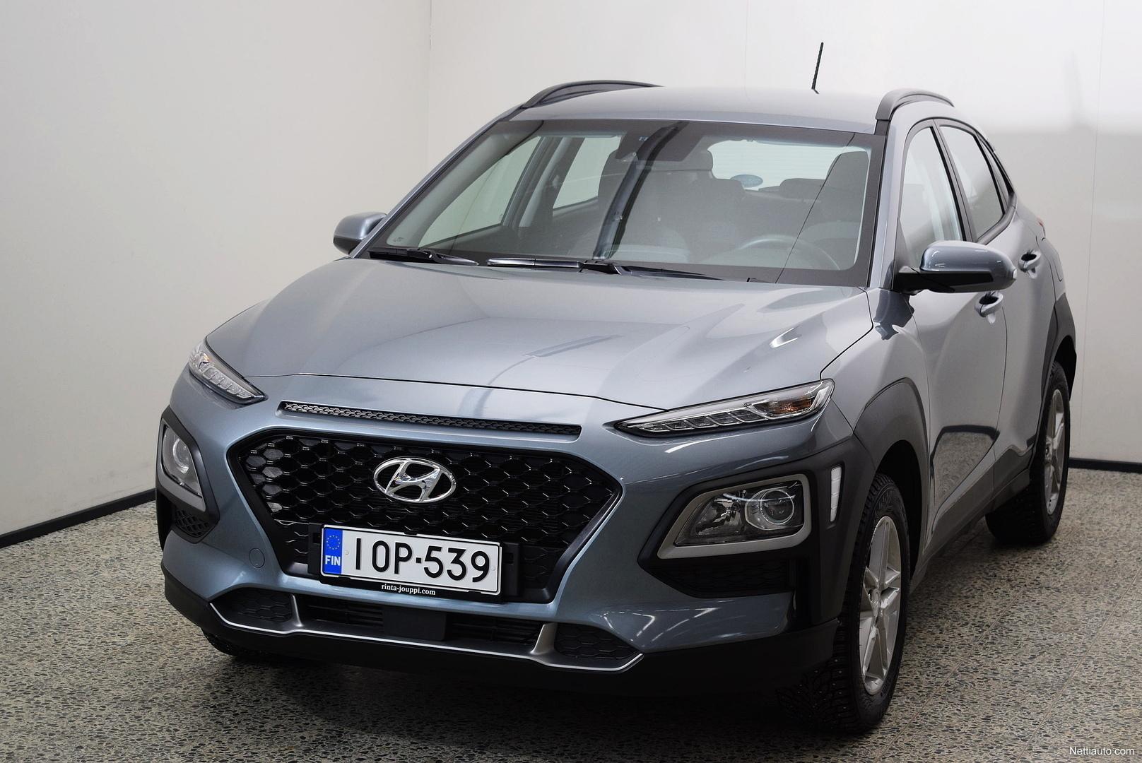 Hyundai Kona Tekniset Tiedot