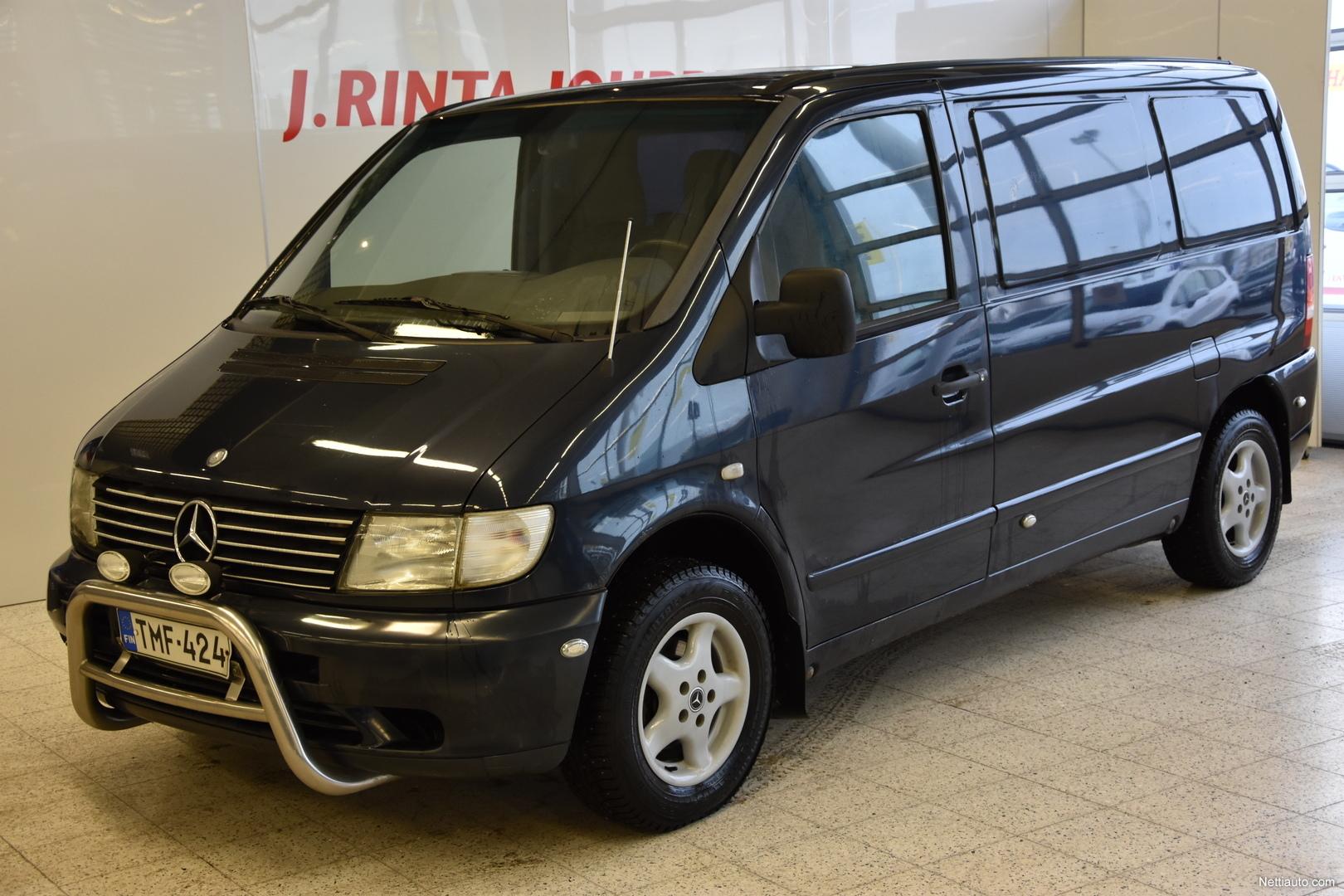 Mercedes-Benz Vito 112 CDI-638094-KASTEN 2002 - Vaihtoauto ...