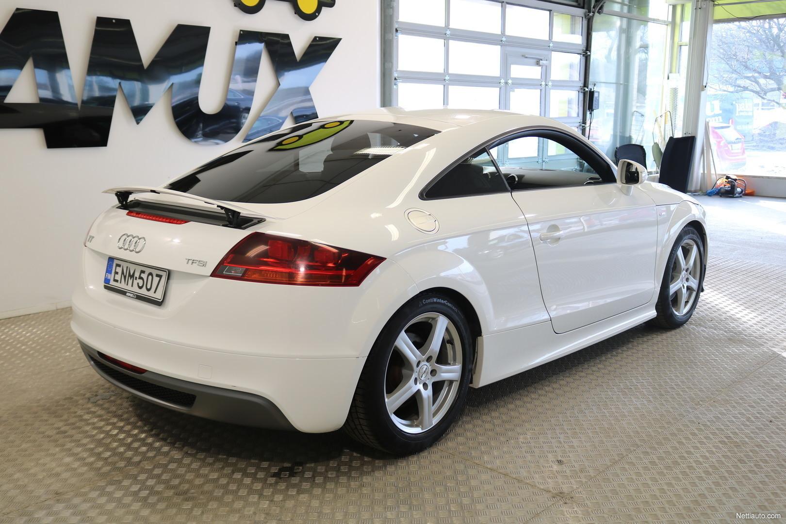 Audi Tt Hinta