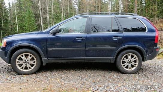 Volvo Xc90 D5 Awd 7h A Farmari 2003 Vaihtoauto Nettiauto