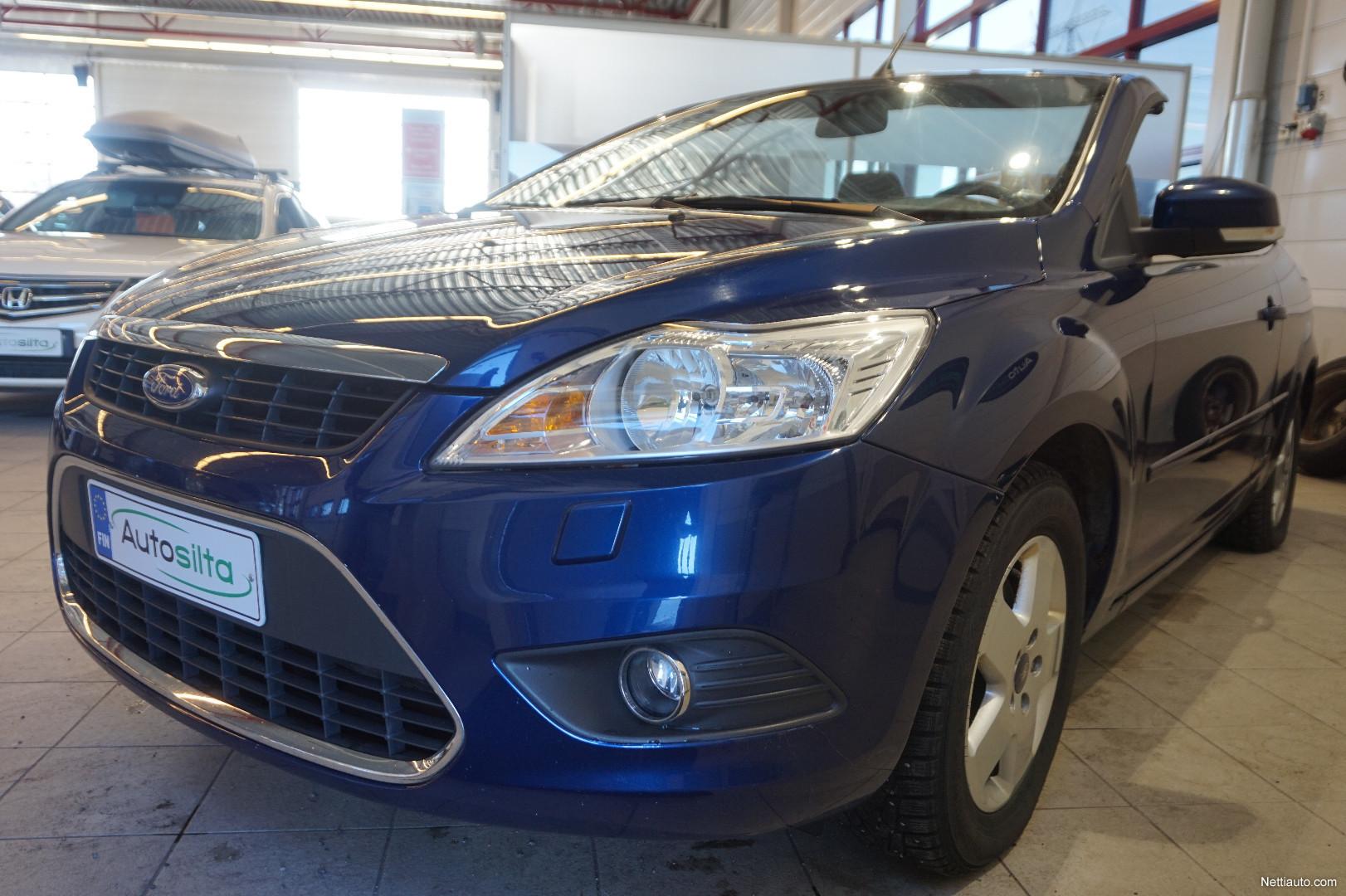 Ford Focus Polttimon Vaihto
