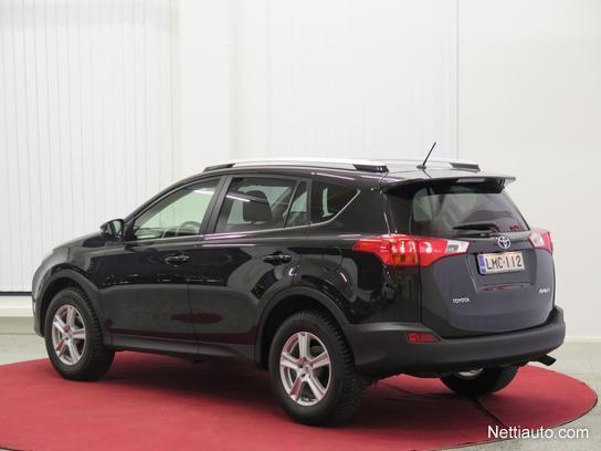 Toyota RAV4 4x4 2014 - Used vehicle - Nettiauto