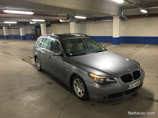 Bmw 530 Diesel Touring E61 A Station Wagon 2004 Used Vehicle