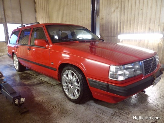 Volvo 940 2 3t 5d Classic Station Wagon 1998 Used Vehicle
