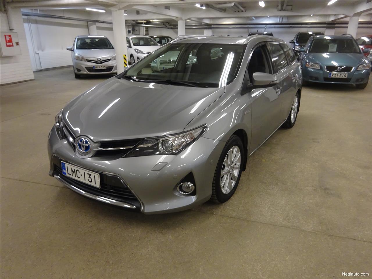 Toyota Auris Touring Sports 1,8 Hybrid Comfort Station Wagon