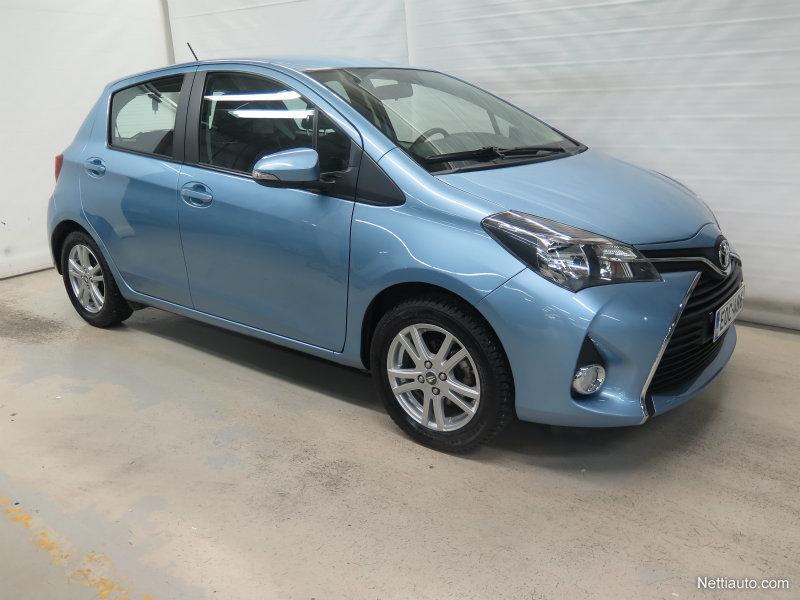 Toyota Yaris Kulutus