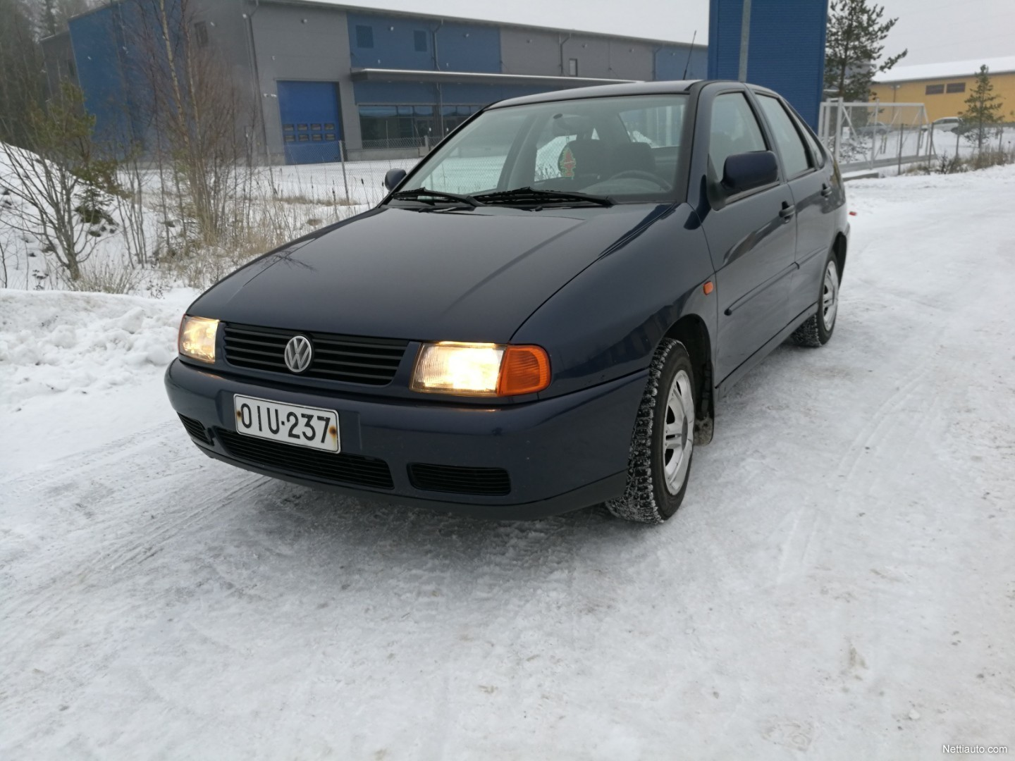 volkswagen polo 1999 service manual