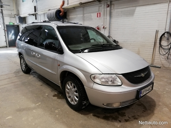 2003 chrysler grand voyager owners manual