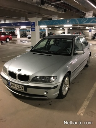 Bmw 316 18i Sport 4d E46 Sedan 2004 Used Vehicle Nettiauto