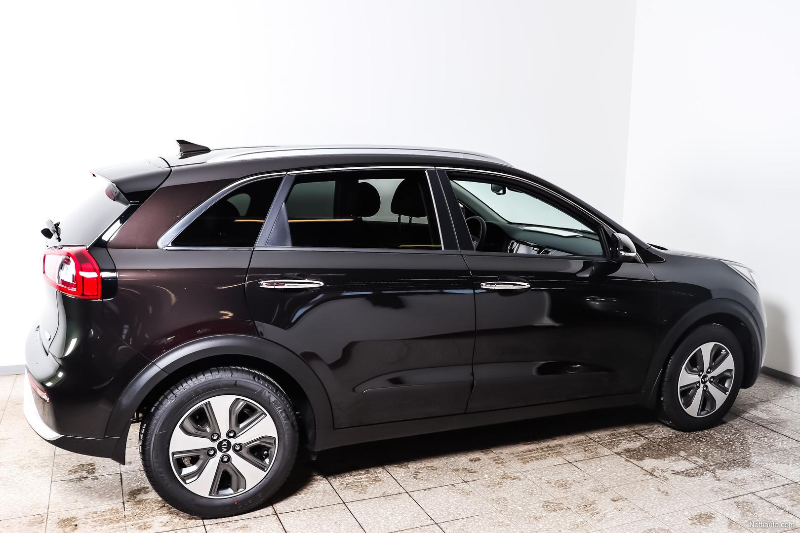 kia niro 1 6 gdi hybrid edition dct tehdastakuu 7 v 150 000 km farmari 2019 vaihtoauto. Black Bedroom Furniture Sets. Home Design Ideas