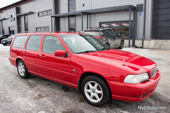 Volvo V70 5d Stw 2 5 20v Station Wagon 1997 Used Vehicle
