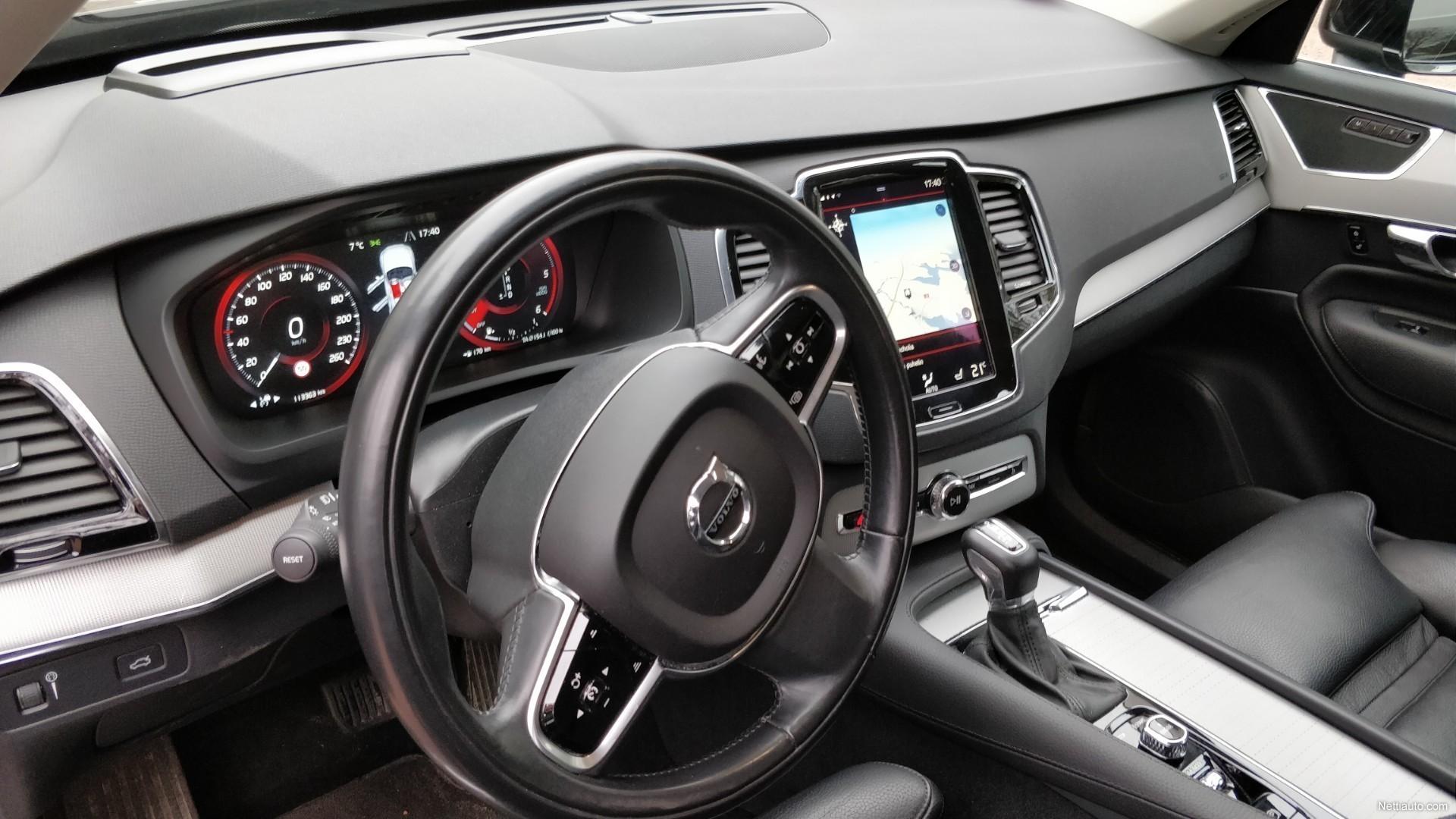 Volvo XC90 D5 AWD Inscription aut 4x4 2016 - Used vehicle
