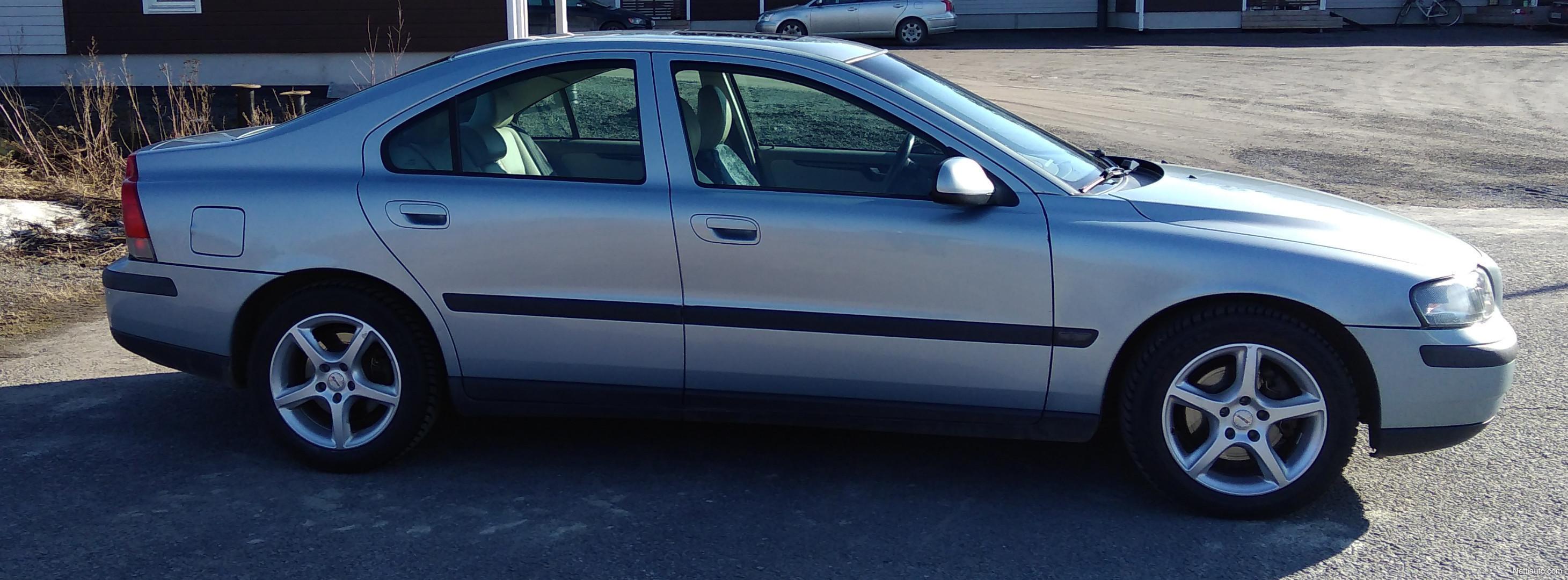 Volvo S60 2 4 4d 125kw