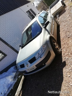 Renault Megane 1 6 16V Break Station Wagon 2004 - Used vehicle