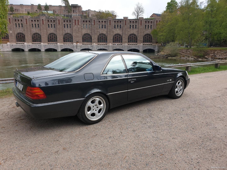 Mercedes-Benz SEC 600 v12 sec Coupé 1993 - Vaihtoauto ...