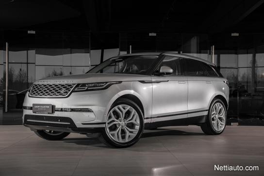 Range Rover Velar >> Land Rover Range Rover Velar D240 2 0 Diesel Se Tehdastakuu Voimassa