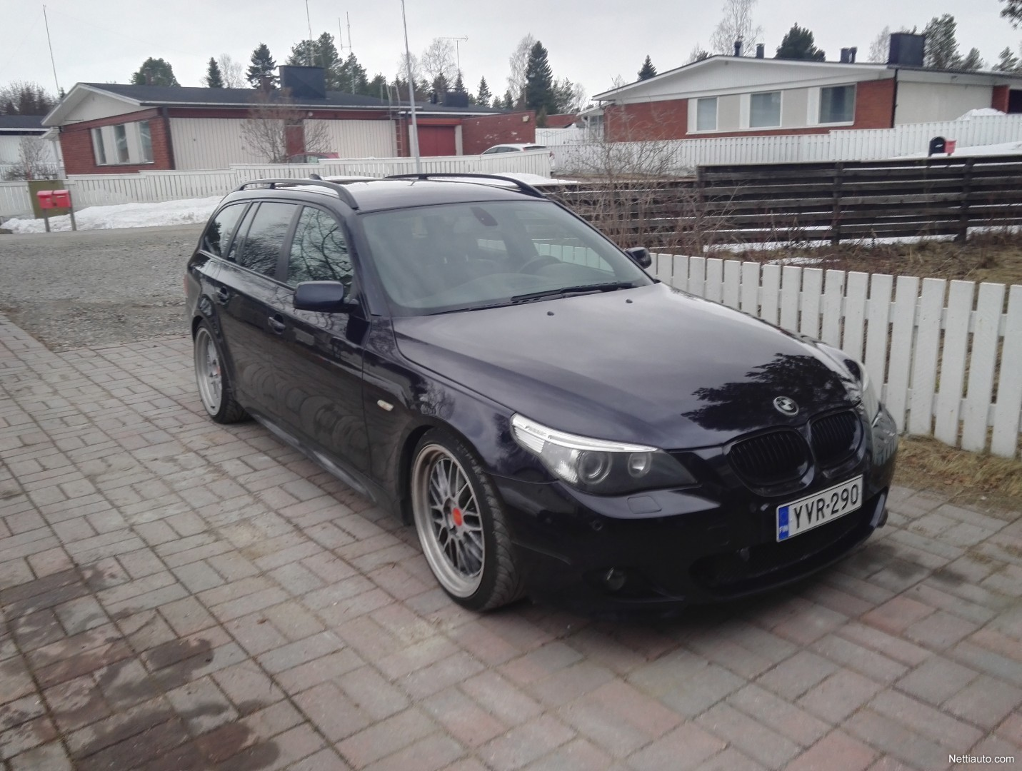Bmw 530 Diesel Touring E61 A M Sport Station Wagon 2005 Used