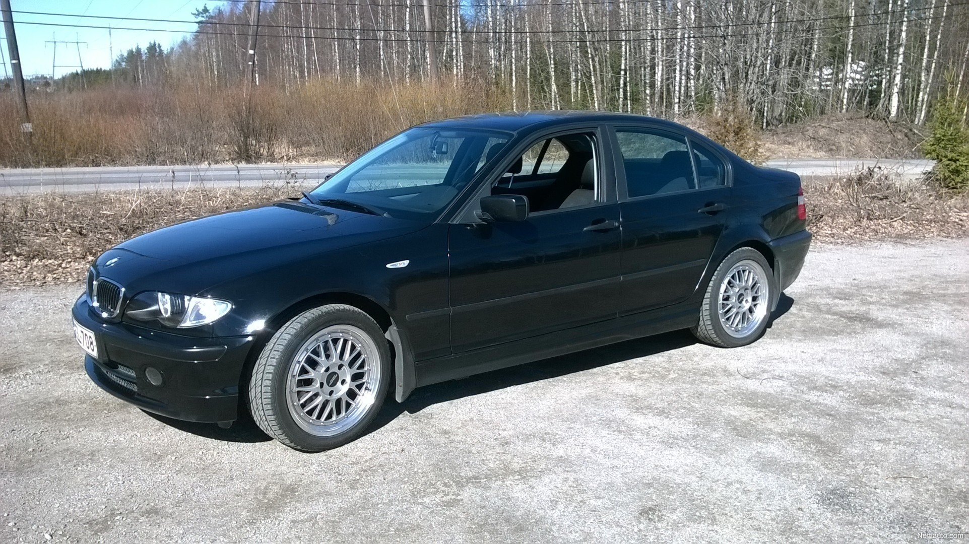 Bmw 316 18i 4d E46 Sedan 2002 Used Vehicle Nettiauto