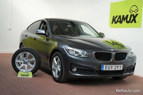 Bmw 320 D Gt Advantage 184hv Other 2015 Used Vehicle Nettiauto