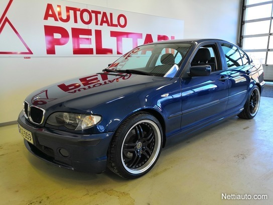 Bmw 316 18i 4d E46 Sedan 2005 Used Vehicle Nettiauto