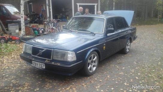 Volvo 240 Sedan 1988 Used Vehicle Nettiauto