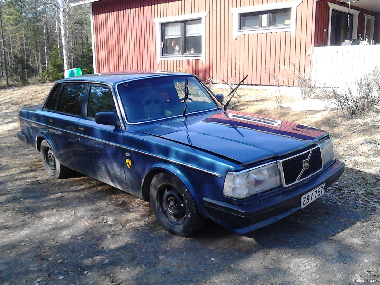 For Sale - Beautiful Volvo 240 GL (1988) | Classic Cars HQ.