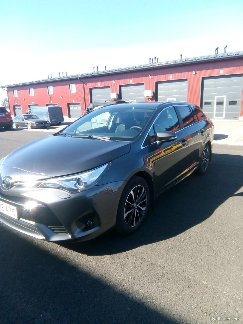 Toyota Avensis 1,8 Valvematic Active Edition Touring ...