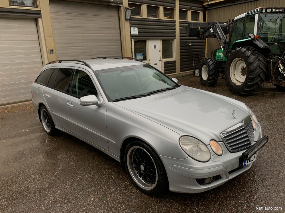 Mercedes Benz E Farmari