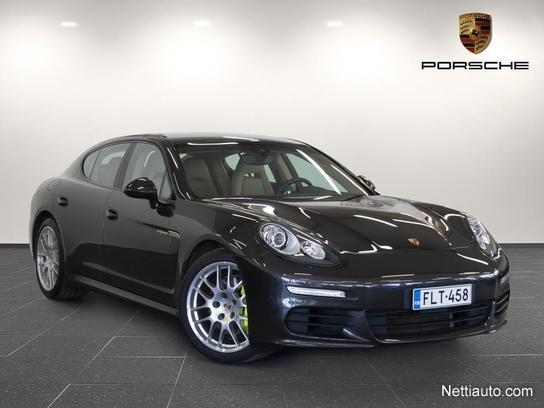 Porsche Panamera S E Hybrid Porraspera 2016 Vaihtoauto Nettiauto