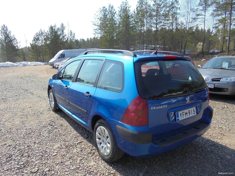 Peugeot 307 Ohjaustehostin