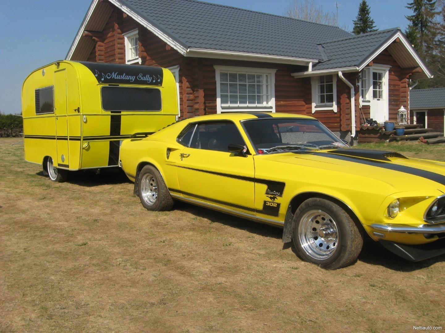 Enlarge image ford mustang