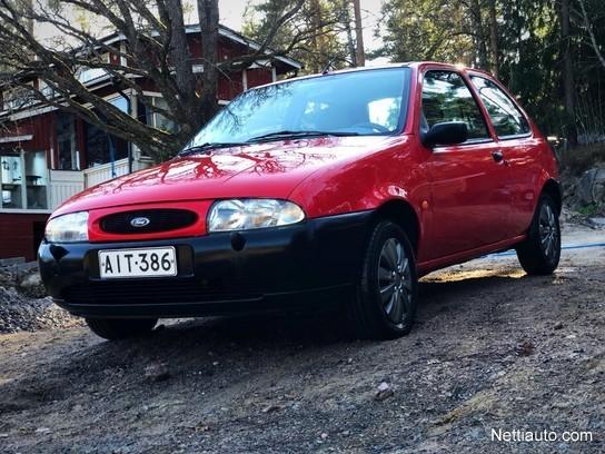 Ford Fiesta Sedan >> Ford Fiesta Sedan 1998 Used Vehicle Nettiauto