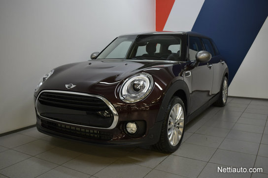 Mini Clubman Cooper A Business Plus Station Wagon 2019 Used