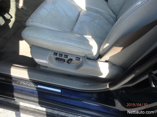 Volvo Xc90 D5 Awd Summum 7h A Maastoauto 2004 Vaihtoauto Nettiauto