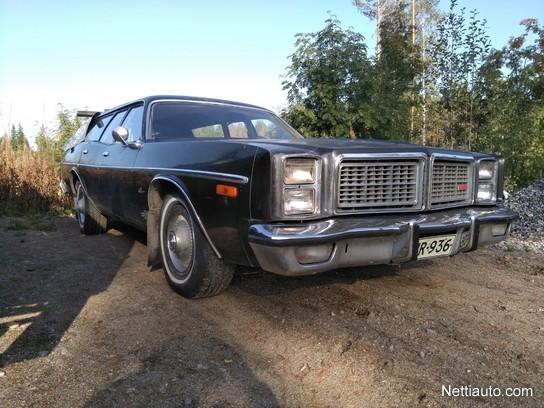 Dodge Monaco Station Wagon 1977 - Used vehicle - Nettiauto