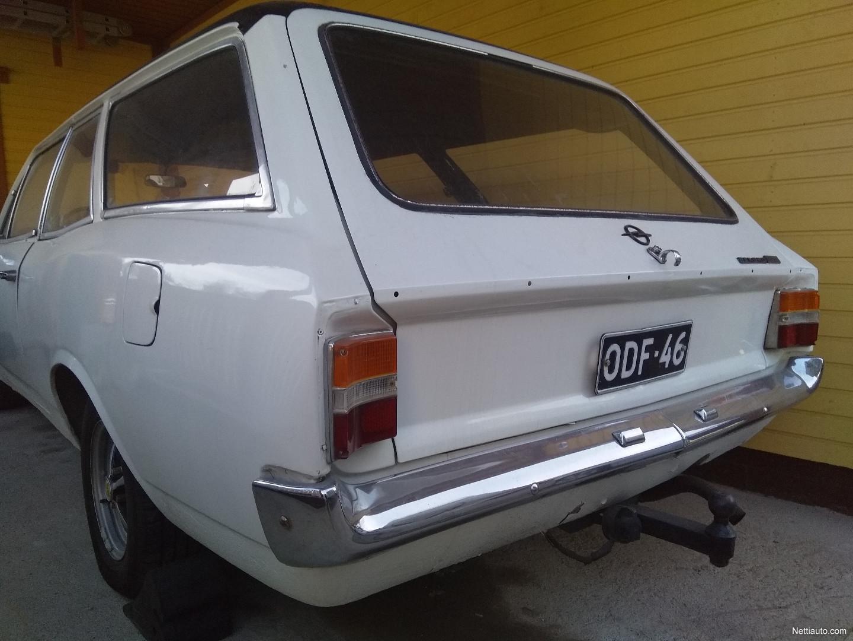 Opel Farmari