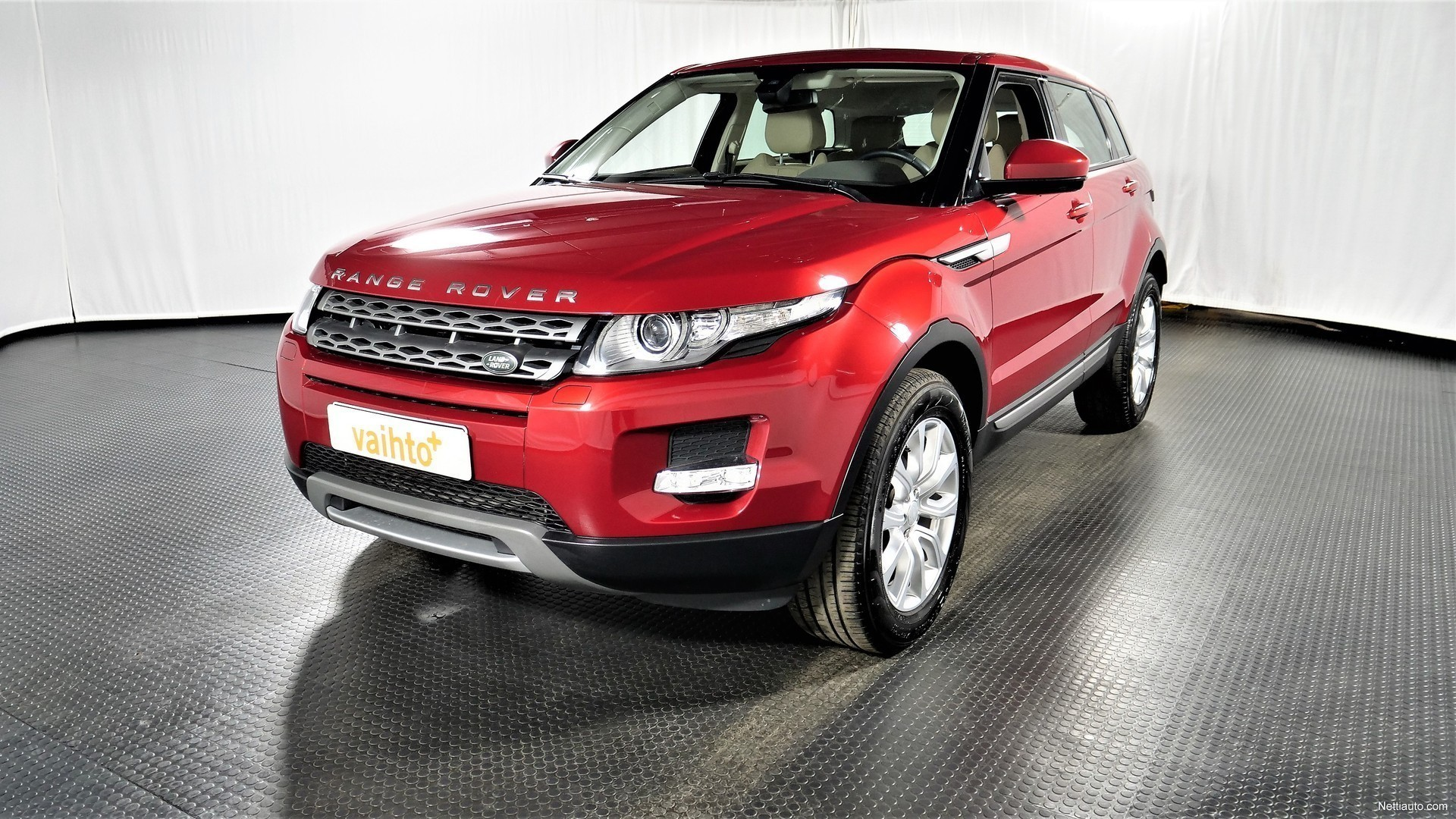Land Rover Range Rover Evoque 2,2 SD4 Pure A (MY14) 4x4 2014 - Used