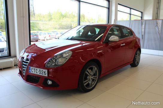 Alfa Romeo Giulietta >> Alfa Romeo Giulietta 1 4 Multiair 170hv Tct Distinctive
