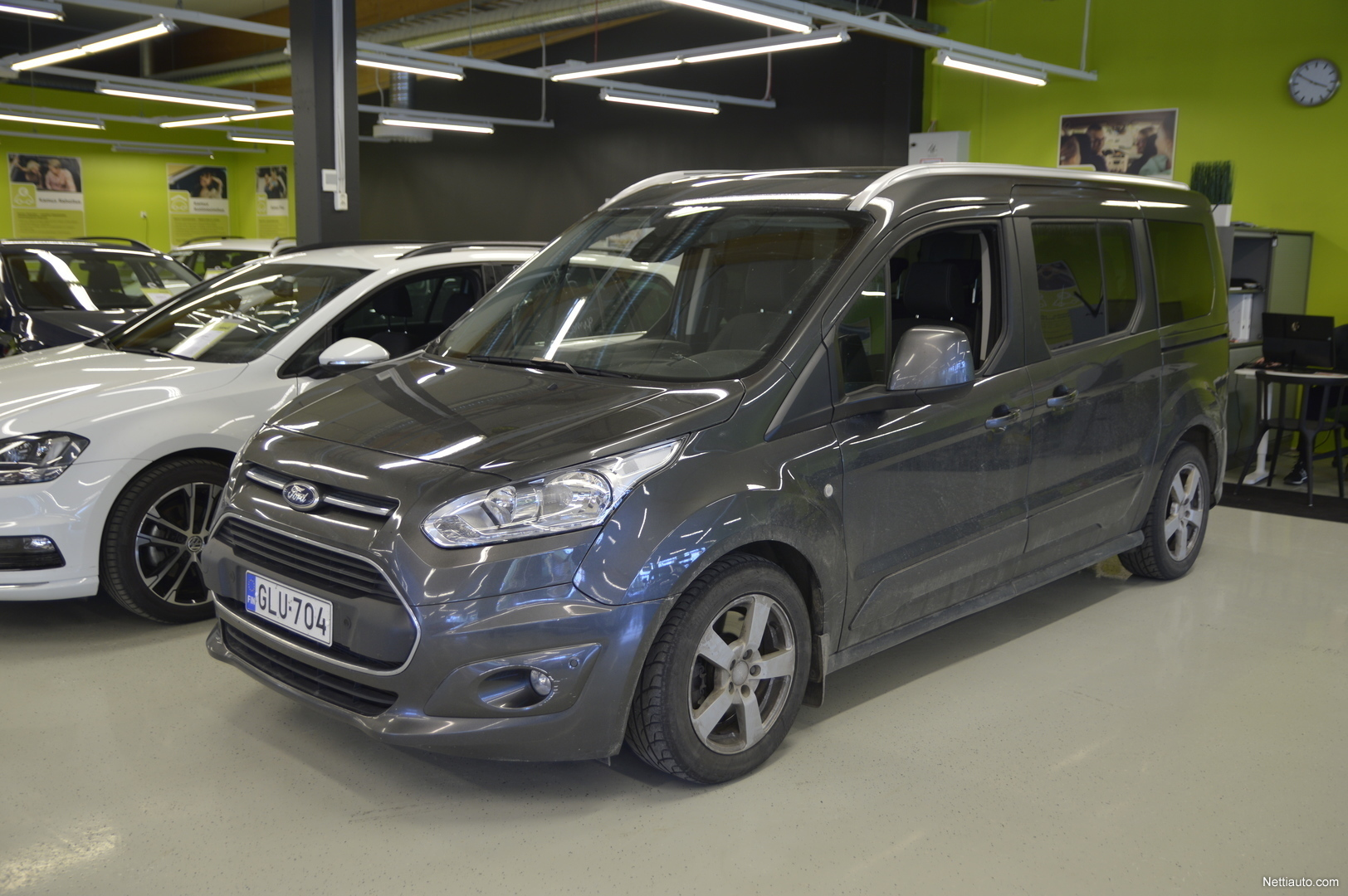Ford Grand Tourneo Connect >> Ford Grand Tourneo Connect 1 5 Tdci 120 Hv Powershift A6