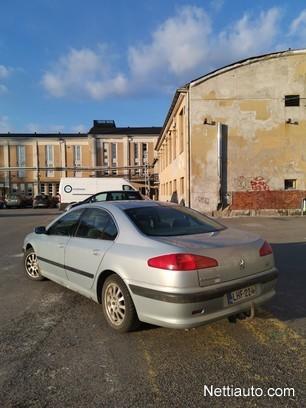 Peugeot 607 2 2 Hdi Diamant Sedan 2001 Used Vehicle