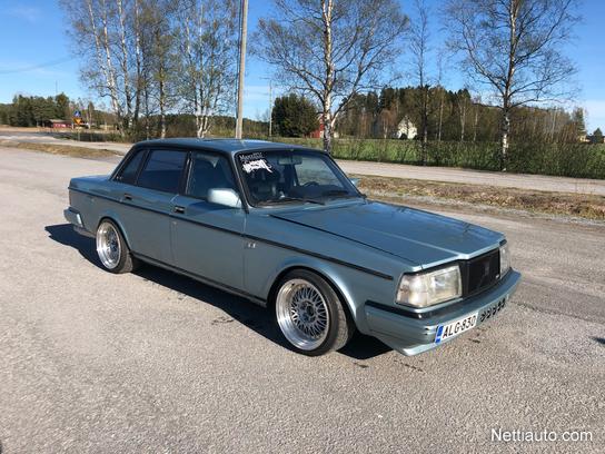Volvo 244 B21 turbo Viikonlopun tarjous! Sedan 1978 - Used