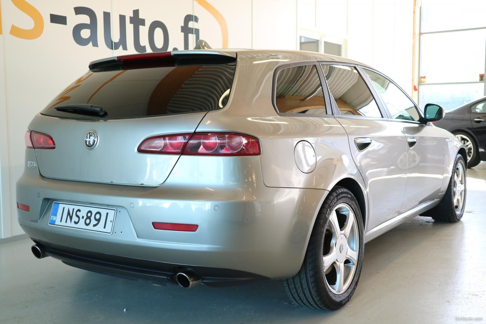 Alfa Auto Insurance >> Alfa Romeo 159 2 4 Jtdm Sportwagon 5d 200hv Farmari 2007