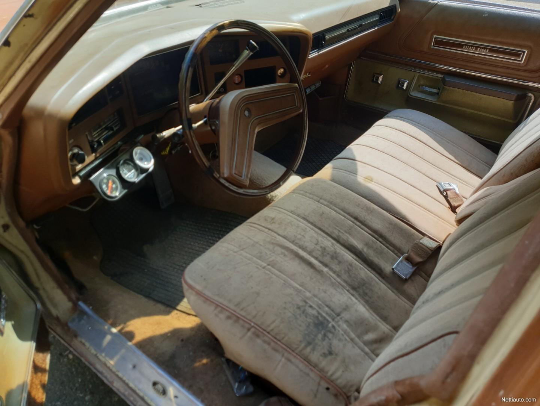 Buick Electra PA Estate Wagon Farmari 1973 - Vaihtoauto ...