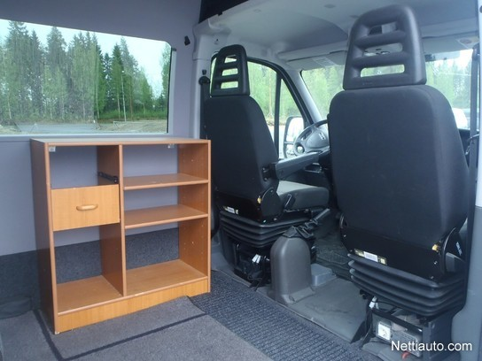 Iveco Daily 50C17 Long - High 2013 - Used vehicle - Nettiauto