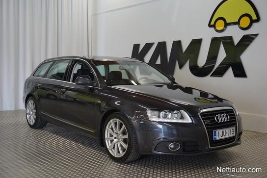 laadukas suunnittelu saapuu upea ilme Audi A6 Avant S line Business 2,7 V6 quattro ** 1-Om ...