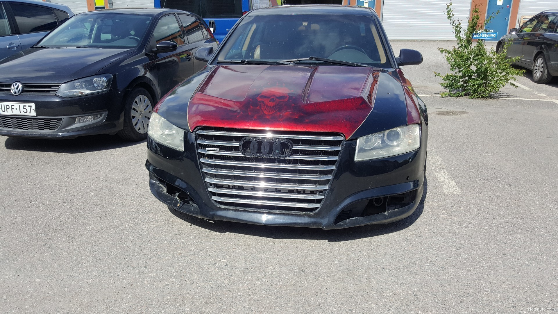 Used Cars For Sale By Private Owner >> Audi A8 4 0 Tdi Quattro 4d Tiptronic Sedan 2003 Used