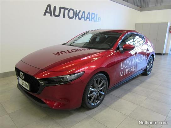 Mazda 3 Sport >> Mazda 3 Hatchback 2 0 122 Hv Skyactiv G Luxury Business At